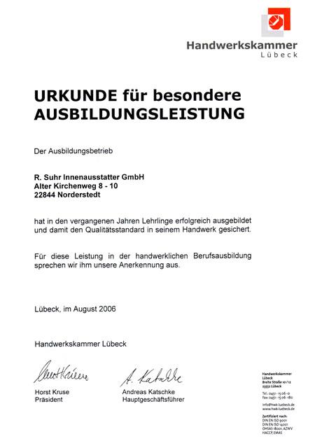 Innenausstatter Hamburg suhr innenausstatter für norderstedt und hamburg